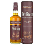 BenRiach 12 Jahre Sherry Wood Single Malt 46% 0,7l