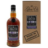 Glen Els 5 Jahre Single PX Sherry Cask Woodsmoked 49,4% 0,7l