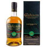 GlenAllachie 10 Jahre Cask Strength Batch #02 54,8% 0,7l