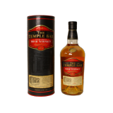The Temple Bar Traditional Blended Irish Whiskey 40% 0,7l