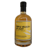 Triple Velocity of Light First Fill Bourbon Scotch...
