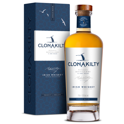 Clonakilty Virgin Oak Blended Whiskey 43,6% 0,7l
