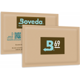 Boveda Befeuchter Pouch Groß 69% (60g)