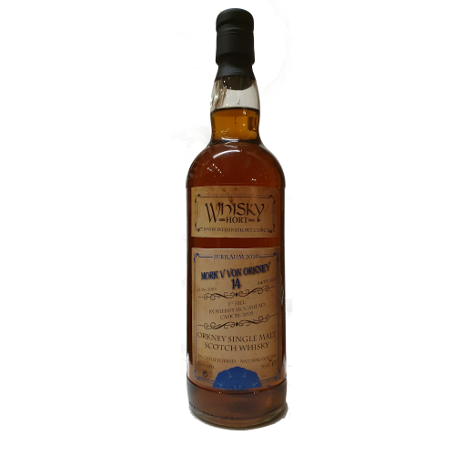 Mork V von Orkney 14 Jahre Cask 38/2005 First Fill PX Sherry Hogshead 57,6% 0,7l