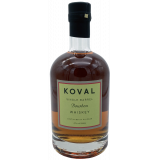 Koval Single Barrel Bourbon Whiskey 47% 0,5l