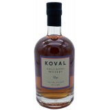 Koval Single Barrel Rye Whiskey 40% 0,5l